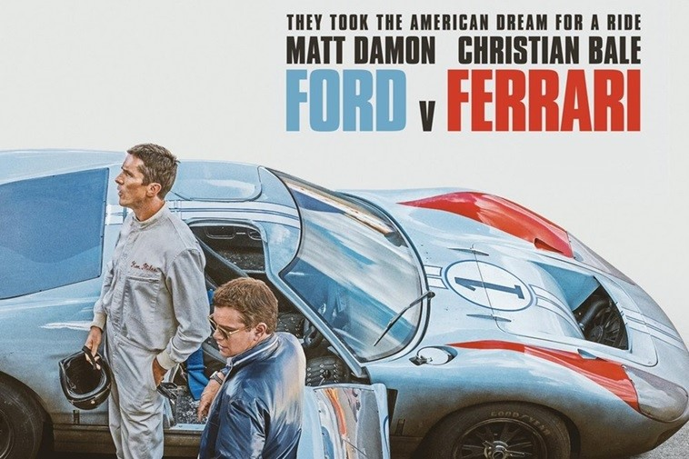 Halloween 2020 Point Cinema Madison Wi SPECIAL CLUB EVENT** – Private Screening of Ford vs Ferrari